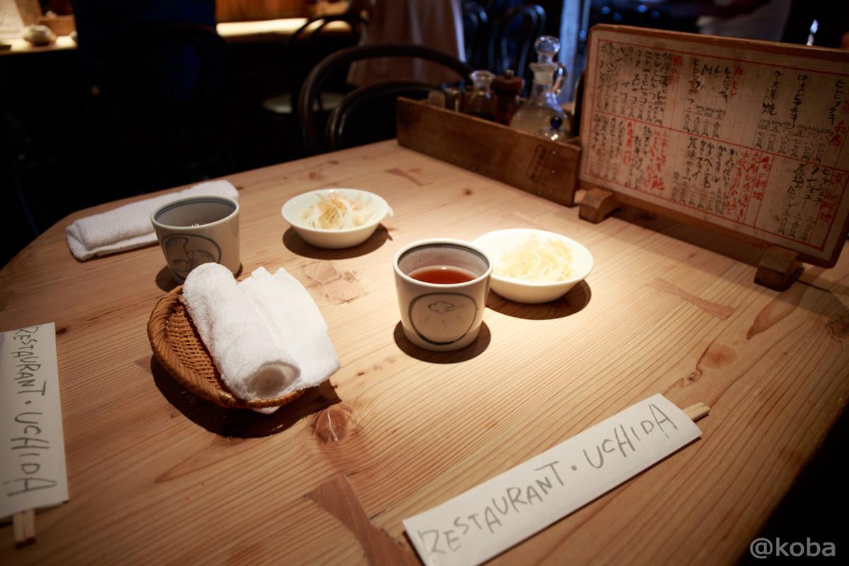 東京 新小岩 うちだ Restaurant Uchida