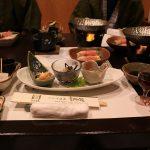 「夕食」 たんげ温泉 美郷館