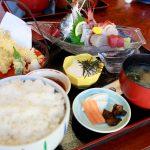 大漁定食 2,300円 千葉県 銚子市 常陸(ひたち) 魚料理│こばフォトブログ