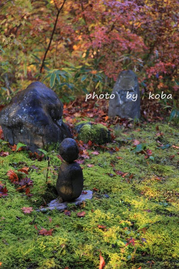こけの上の石 たんげ温泉 美郷館 群馬│こばフォトブログ