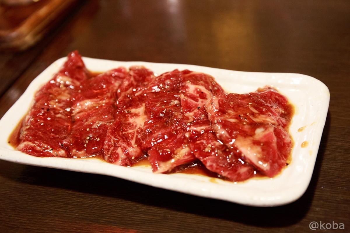 メガネ (牛の骨盤近くについているお肉) 新小岩 ホルモン平田