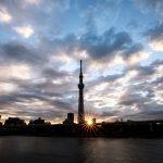 隅田公園 東京スカイツリー 「日の出」