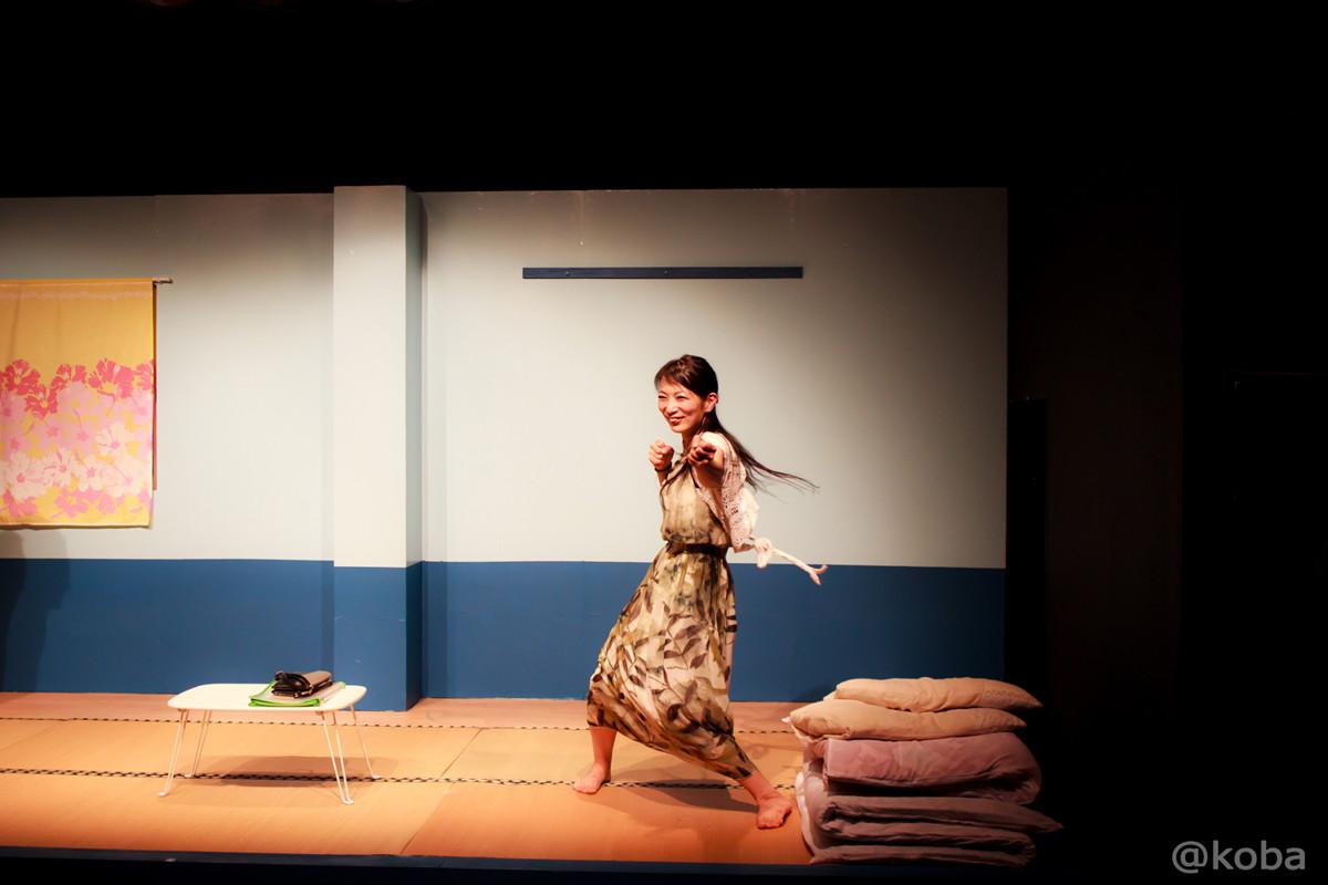 11小島美穂 劇団蝶能力第8回公演 「初心者マークの外し方」