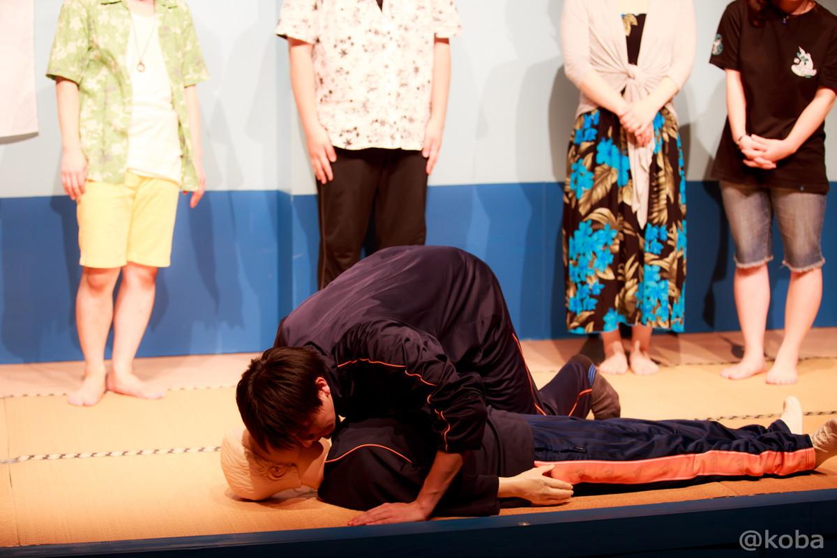16劇団蝶能力第8回公演「初心者マークの外し方」 山崎正悟