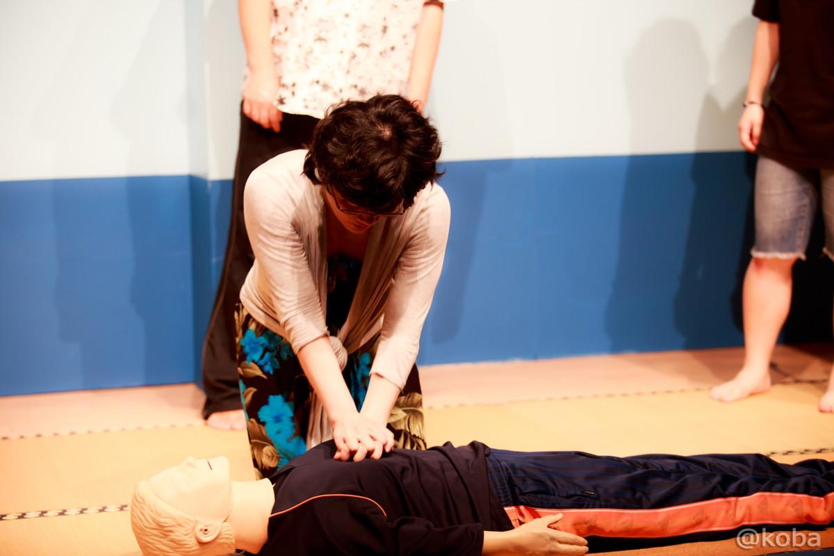 18劇団蝶能力第8回公演「初心者マークの外し方」 友瀬美由紀
