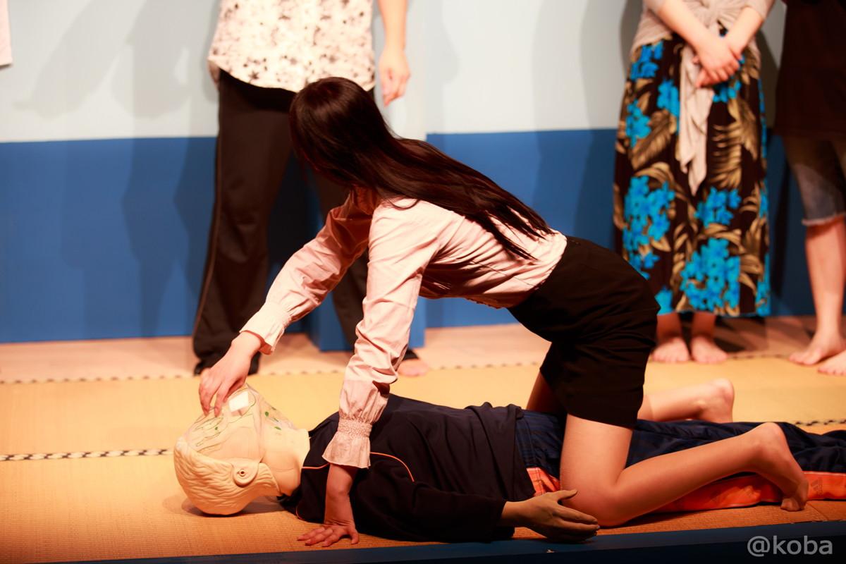 20劇団蝶能力第8回公演「初心者マークの外し方」 山内麻美