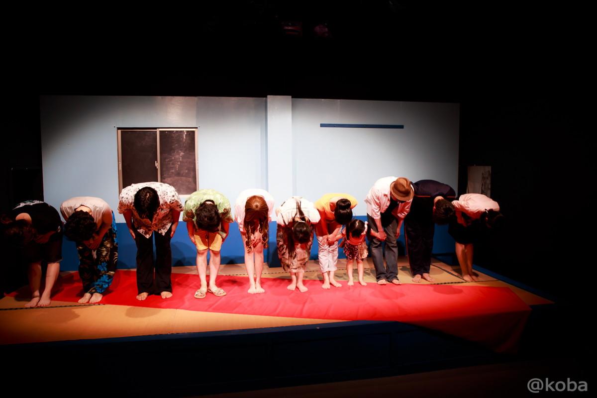 47劇団蝶能力第8回公演「初心者マークの外し方」 舞台稽古(ゲネプロ)撮影