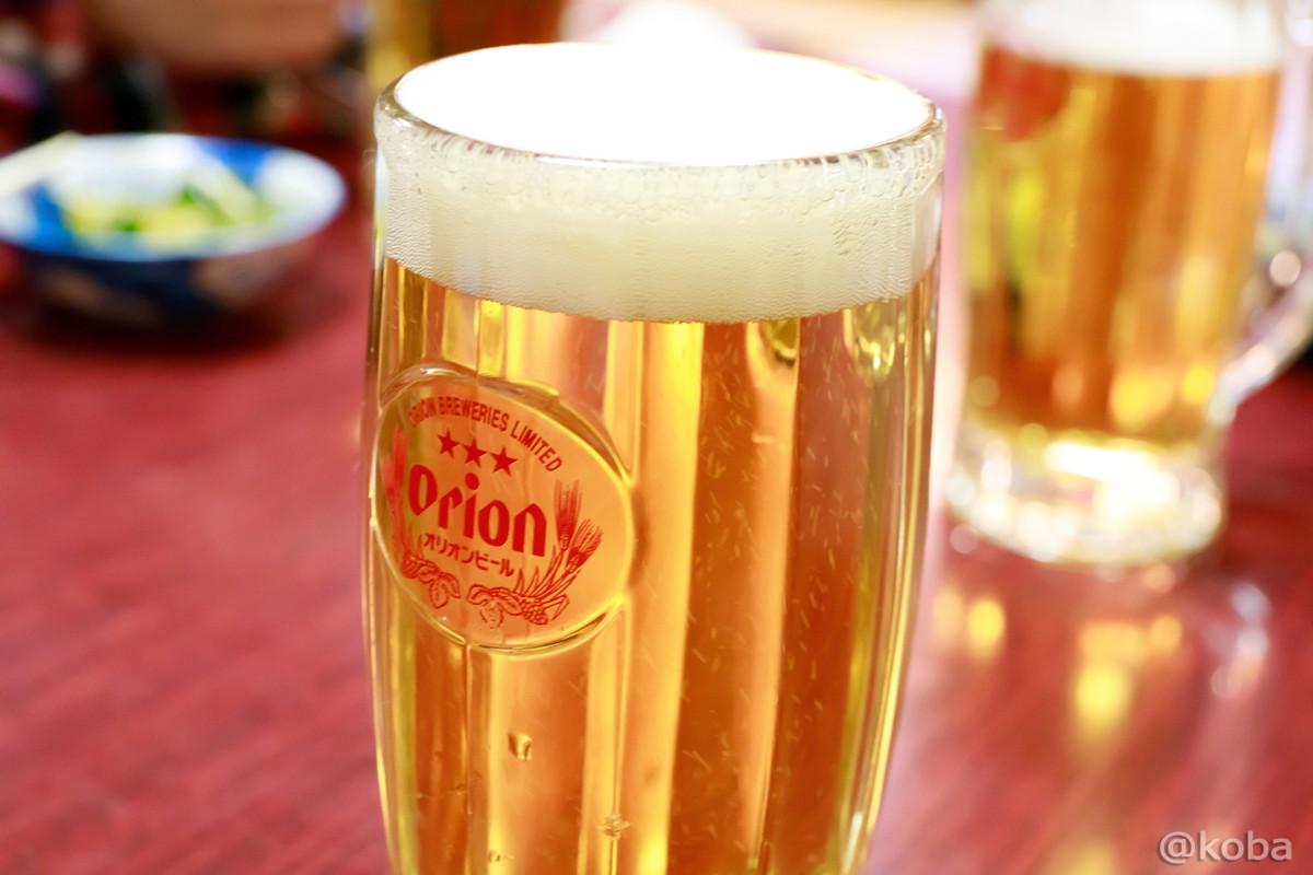 オリオン生ビール 東京 新小岩 島人ぬ宝(しまんちゅぬたから) 沖縄料理│こばフォトブログ