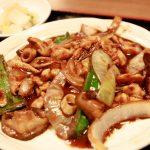 新小岩「中華ランチ」中国料理 大三元(だいさんげん)