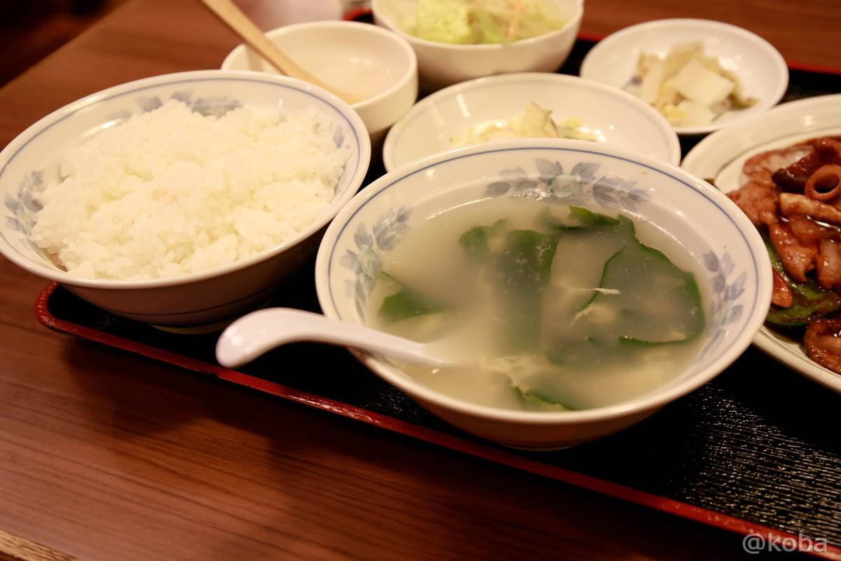 東京 新小岩 大三元(だいさんげん) 中国料理│こばフォトブログ