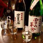 小岩呑み「コスパ良し!」 六人衆 ROKUNIN SYU 日本酒のお店
