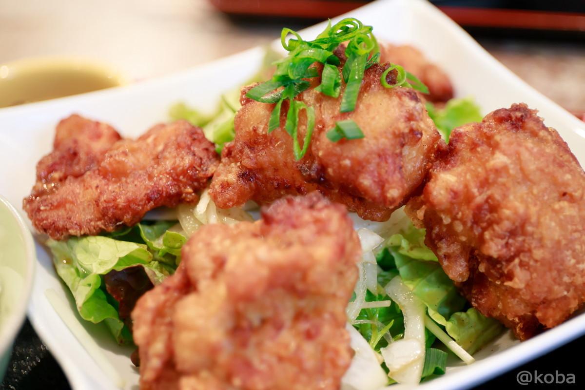鶏の唐揚_東京 東四ツ木 ヨツギボシ OKINAWA SOBA&BAR 沖縄料理
