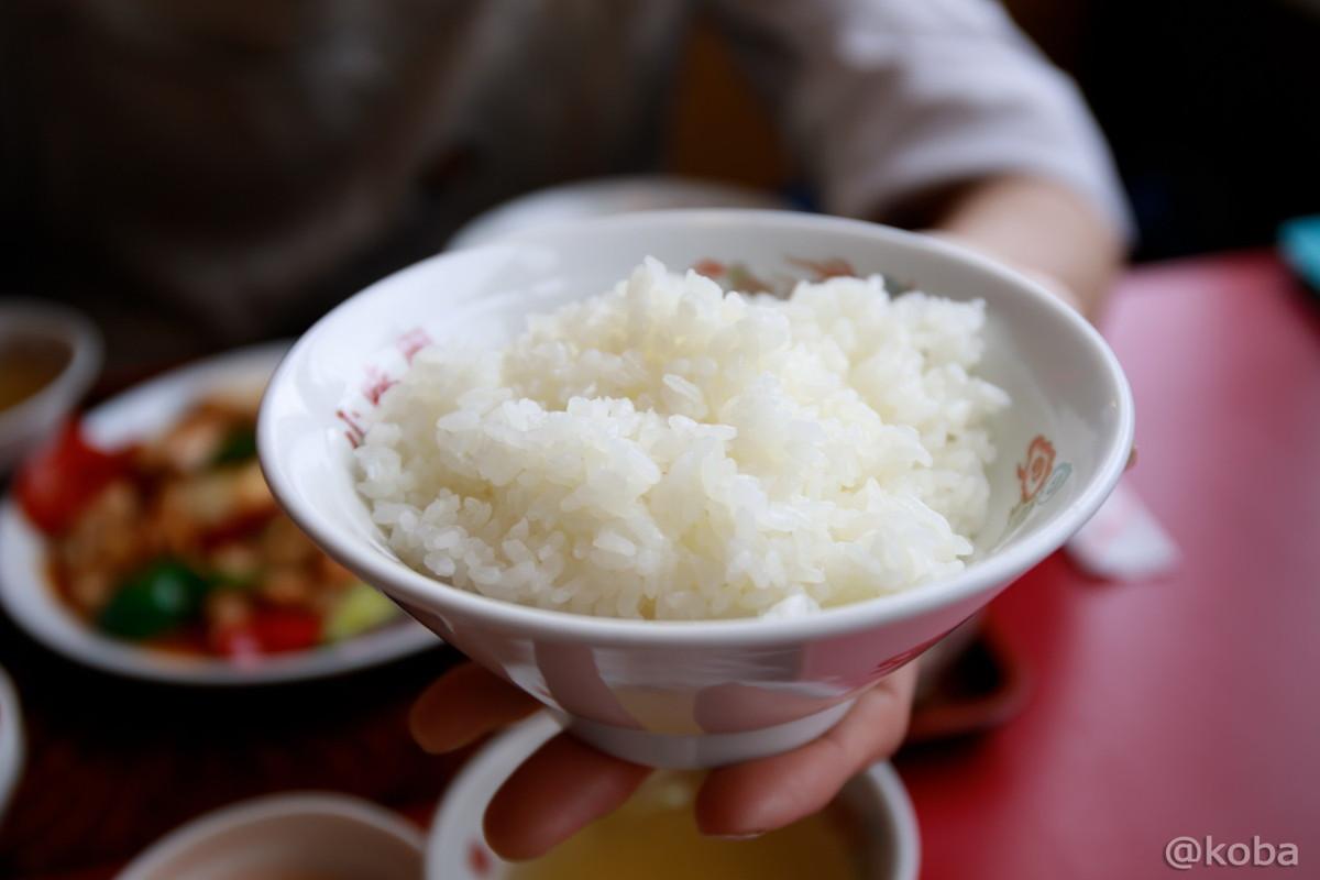 ご飯のおかわり無料!│台湾料理 小味園 本店 (しょうみえん)│小岩 ブログ│平日ランチ