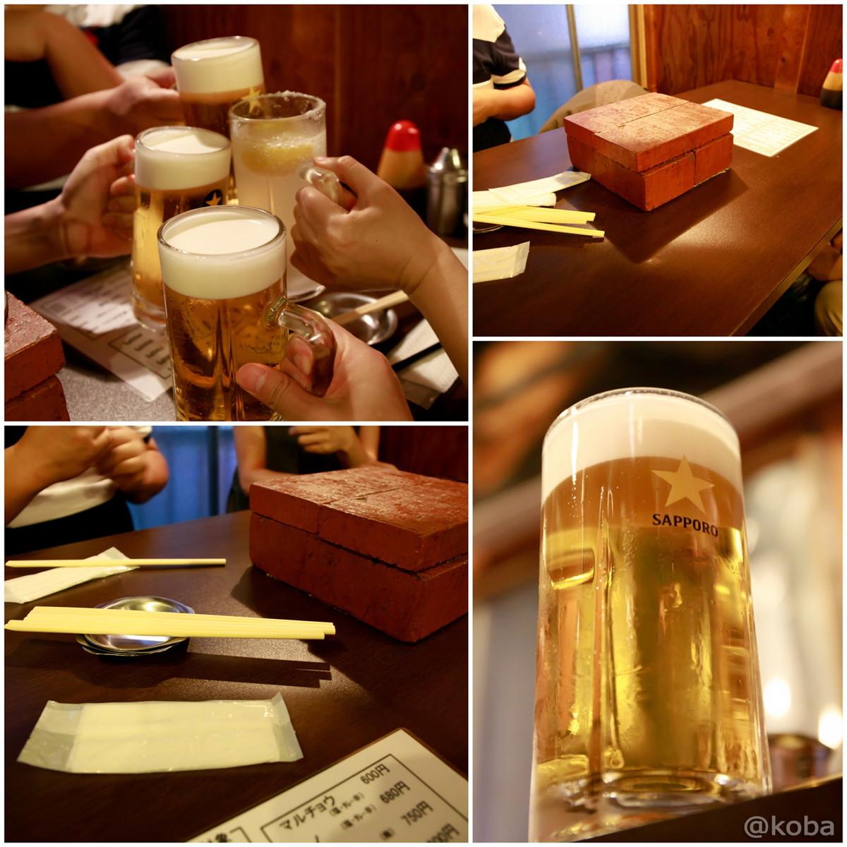 内観・乾杯の写真 │ホルモン青木 2号店│ホルモン・焼肉│東京│亀戸ブログ