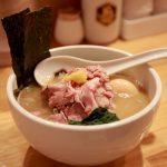 錦糸町めし「高級魚介ダシ♪」 真鯛らーめん 麺魚(めんぎょ)