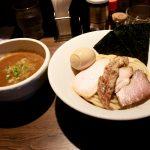 新小岩めし 「高級魚介ダシ♪ 伊勢海老つけ麺・限定 海老細つけ麺」 つけ麺 一燈(いっとう)