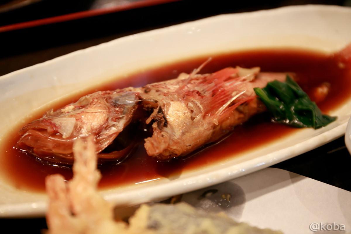 煮魚│わか月(わかつき)│和食ランチ│鮮魚・酒肴・地酒 日本酒│東京│小岩ブログ