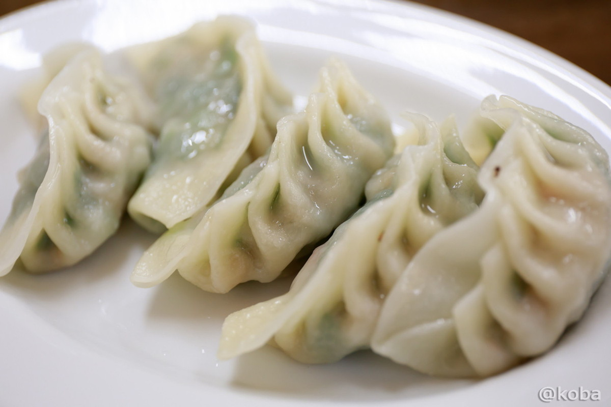 五目餃子 (5ヶ)│香河(コウガ)│ランチ│中華料理 中国料理│東京│新小岩ブログ