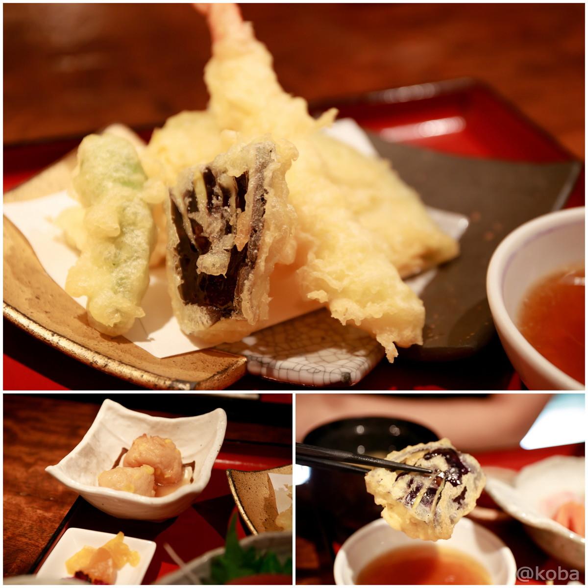 天ぷら(海老・シシトウ・茄子・かぼちゃ・アナゴ)美味い!│福島(ふくしま)│和食ランチ│魚料理│東京オシャレなお店│新小岩ブログ