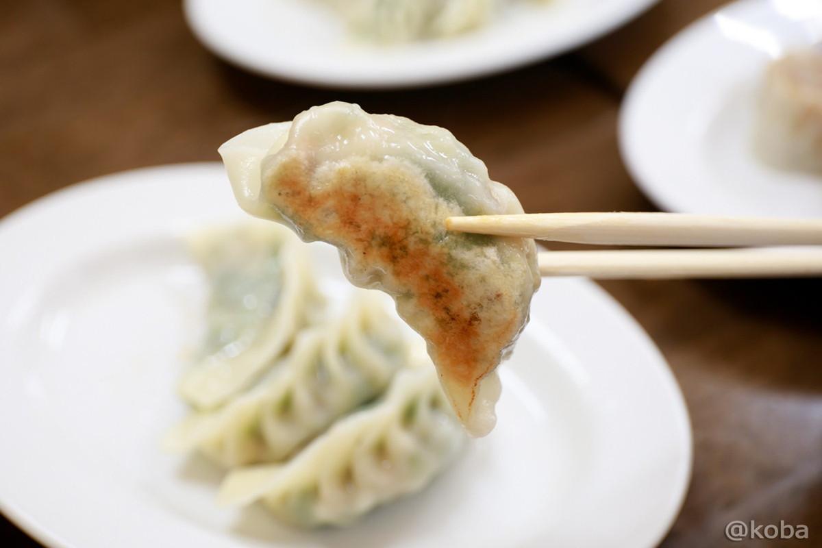 五目餃子 焼き目の写真│香河(コウガ)│ランチ│中華料理 中国料理│東京│新小岩ブログ