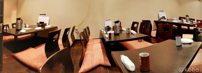 パノラマ 内観│わか月(わかつき)│和食ランチ│鮮魚・酒肴・地酒 日本酒│東京│小岩ブログ