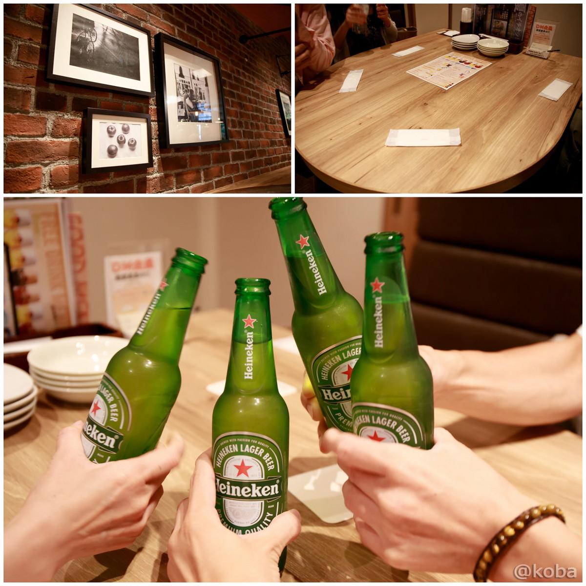 ハイネケン(Heineken)│キリンシティ船堀│キリンビール│飲み放題│東京│船堀ブログ