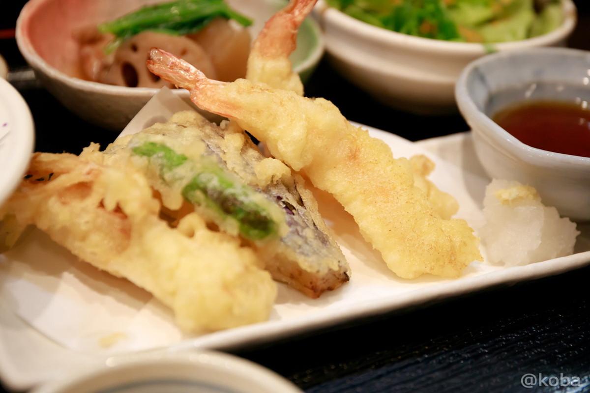 天ぷら わか月ランチ│わか月(わかつき)│和食ランチ│鮮魚・酒肴・地酒 日本酒│東京│小岩ブログ