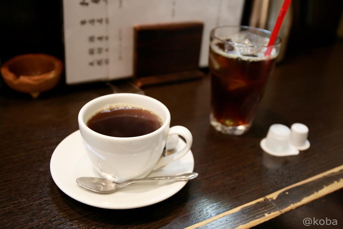 食後のコーヒー ホットかアイスを選択│わか月(わかつき)│和食ランチ│鮮魚・酒肴・地酒 日本酒│東京│小岩ブログ