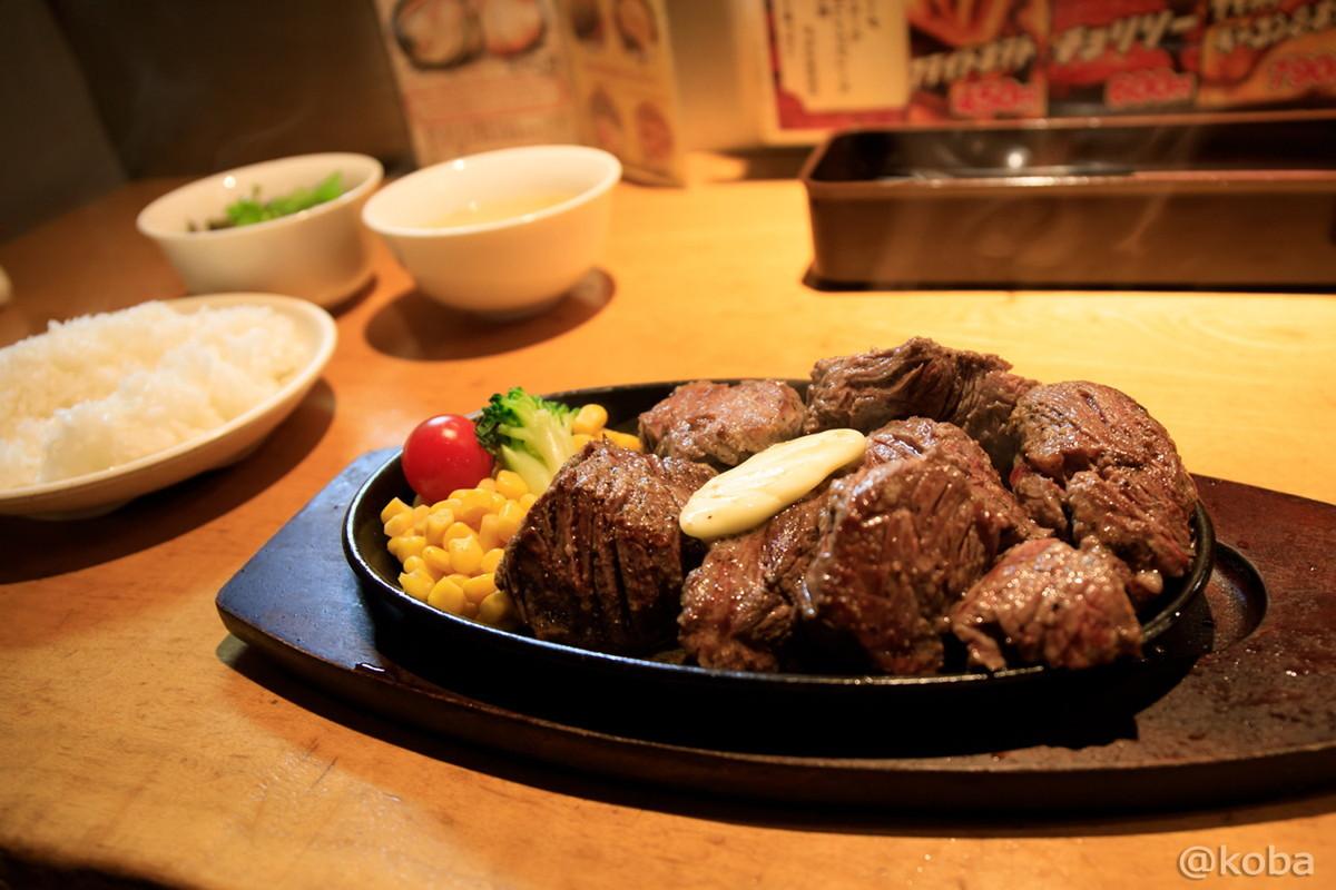Texasステーキ 400g 焼き方はおすすめのミディアムレア │肉の村山(にくのむらやま)│肉の日│ステーキ&ハンバーグ専門店│東京江戸川区│葛西ブログ