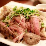 錦糸町「ローストビーフ食べ放題」 U29(ユニーク) 2時間食べ飲み放題 肉バル
