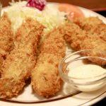 新小岩「冬季限定・牡蠣フライ定食♪」こいわ軒 とんかつと洋食のお店
