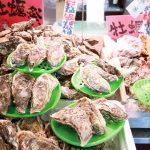 牡蠣祭り店内の写真│魚屋旬(さかなやしゅん)│魚市場│牡蠣祭り│東京都練馬区│谷原4丁目│こばブログ