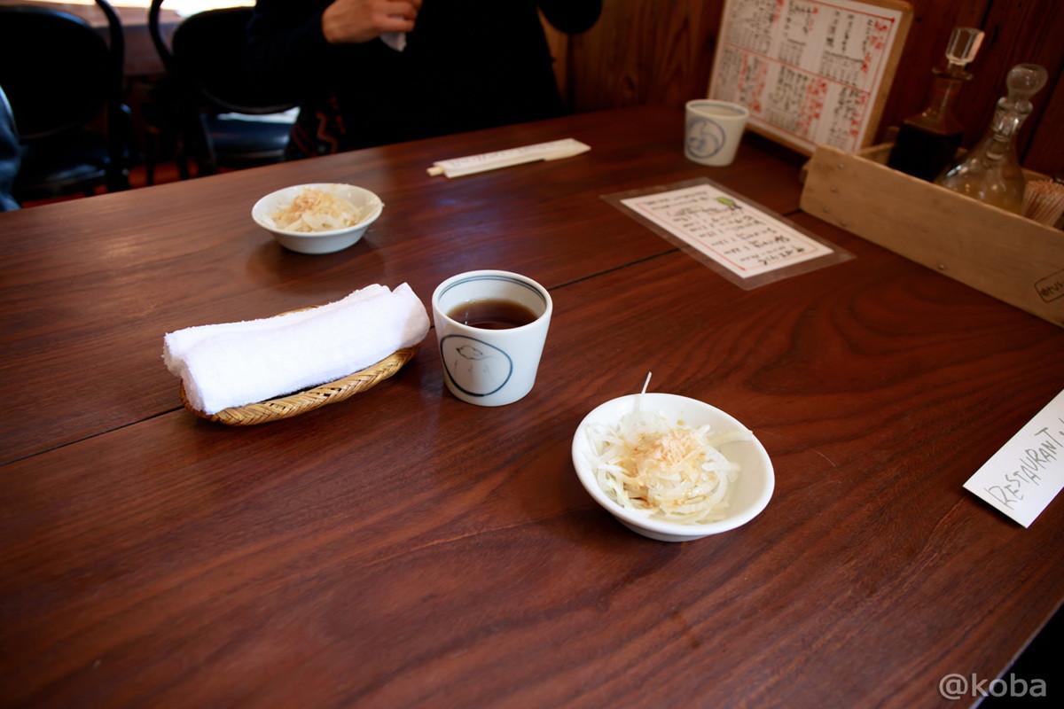 オニオンサラダ│レストランうちだ│肉ランチ・土曜ランチ│東京葛飾区│新小岩│こばブログ