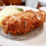 新小岩「名物料理・特厚揚トンカツとステーキ 肉ランチな日♪」 レストラン うちだ