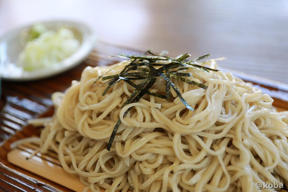 とろろざる蕎麦│陣屋(じんや)│そばランチ│蕎麦処│東京都西多摩郡 奥多摩町川野│こばフォトブログ