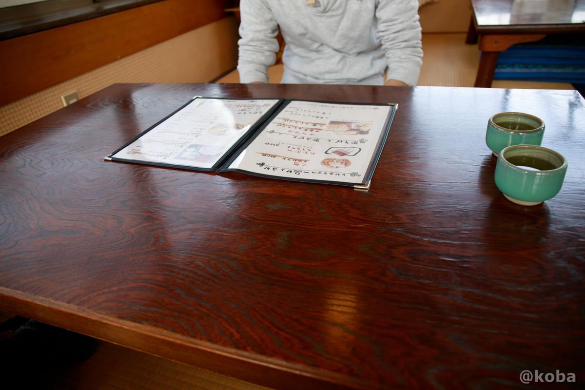 小上がり座敷席│道の駅あらかわ│あづまや園│蕎麦ランチ│食事処│埼玉県秩父郡│こばフォトブログ@koba