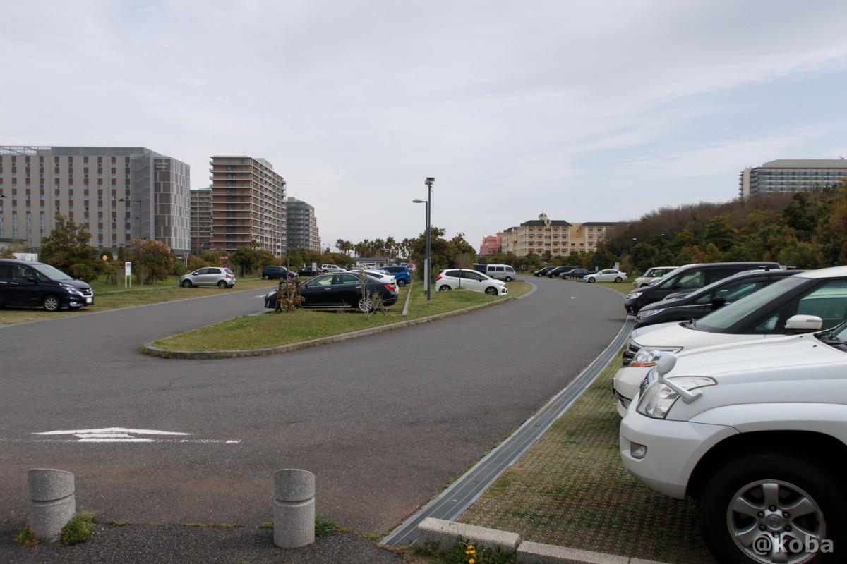 無料駐車場 ディキャンプ場 │浦安総合公園│こばフォトブログ@koba