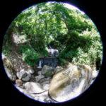 群馬「縁結びの滝」猿ヶ京温泉