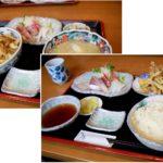 富山県「朝ごはん」氷見うどん 海鮮料理 小川屋食堂