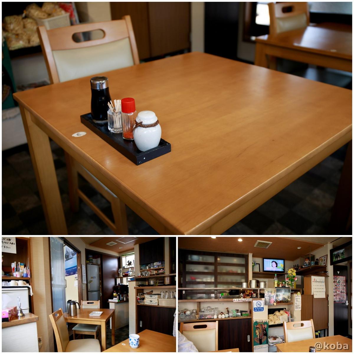 内観の写真│小川屋食堂(おがわやしょくどう)│氷見うどん海鮮料理・和食│滑川市│こばフォトブログ@koba