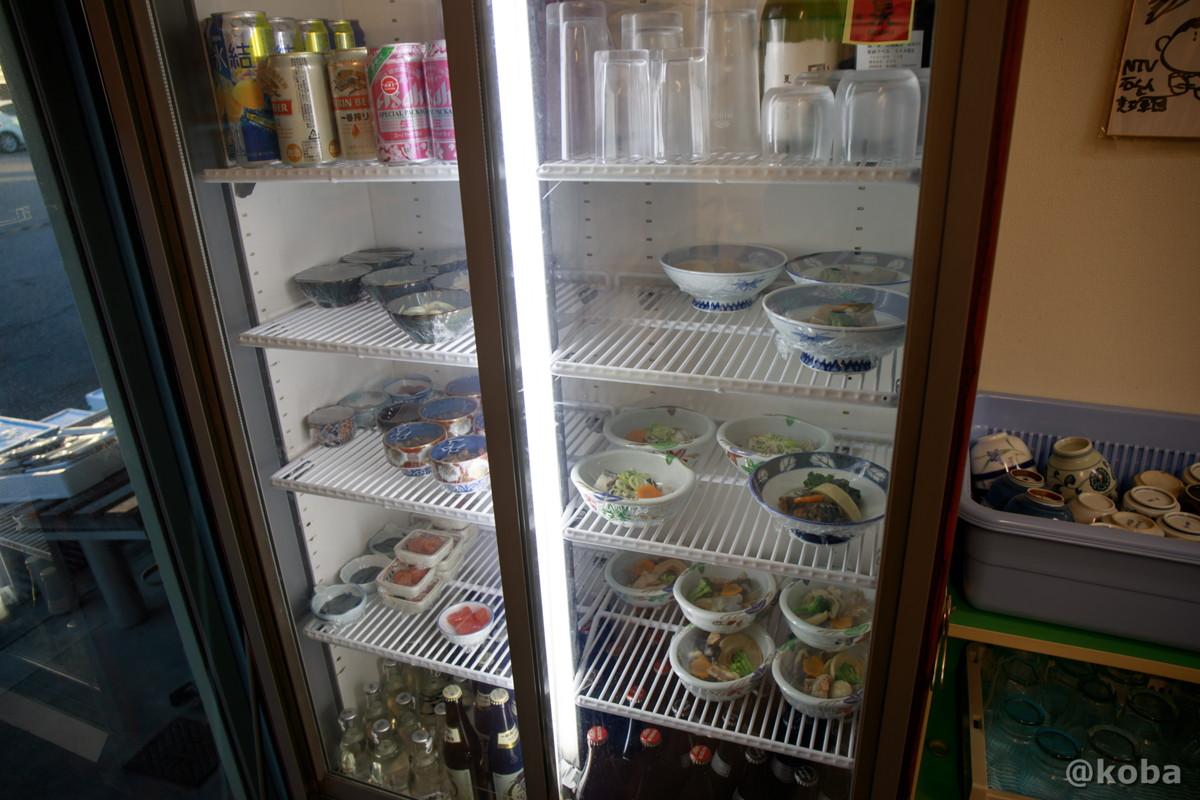 冷蔵庫│きときと食堂 新湊海産│海鮮料理・海鮮丼・和食│富山県射水市│こばフォトブログ@koba