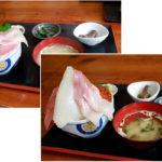 銚子「朝ごはん!豪華な五色丼♪」浜めし