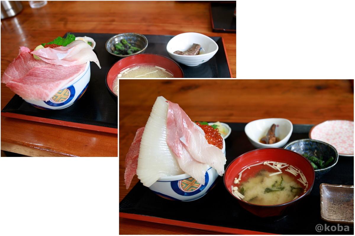 浜めし(ハマメシ)朝ご飯 朝食 海鮮丼 食事処 銚子 ブログ