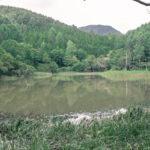 長野県「伝説の大池」