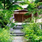 内山峠 初谷温泉「到着!」日本秘湯を守る会会員の宿