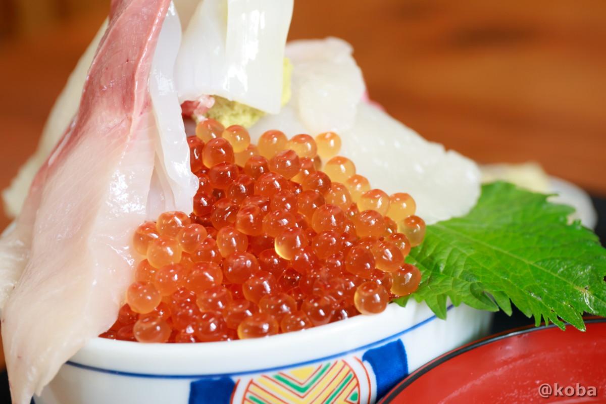 五色丼 いくら 浜めし(はまめし) 食事処 海鮮 銚子 ブログ