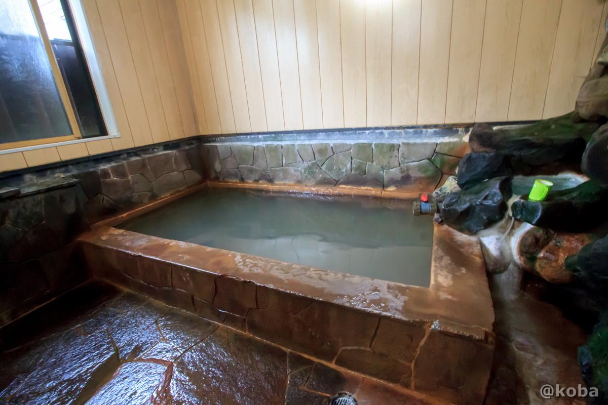 内湯 稲子湯旅館 温泉 いなごゆおんせん 日帰り入浴