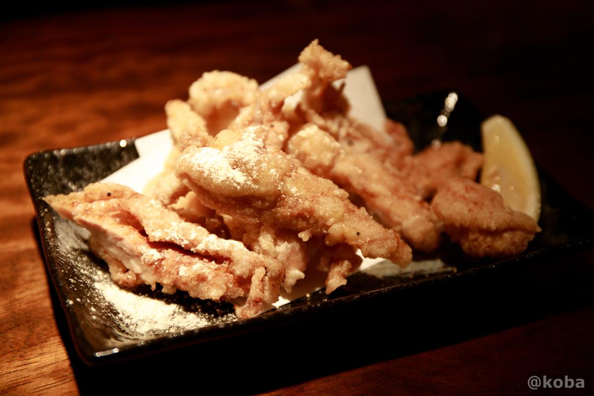 せせり唐揚げ 新小岩 福島(ふくしま)和食 海鮮料理 東京都葛飾区