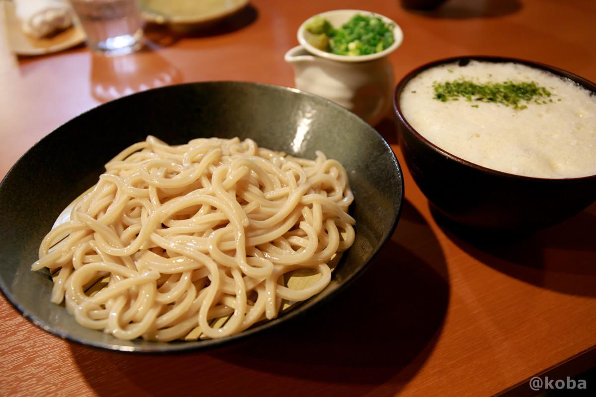 山芋とろろせいろ 900円 錦糸町 しゅはり 石臼挽きうどん 和食 東京