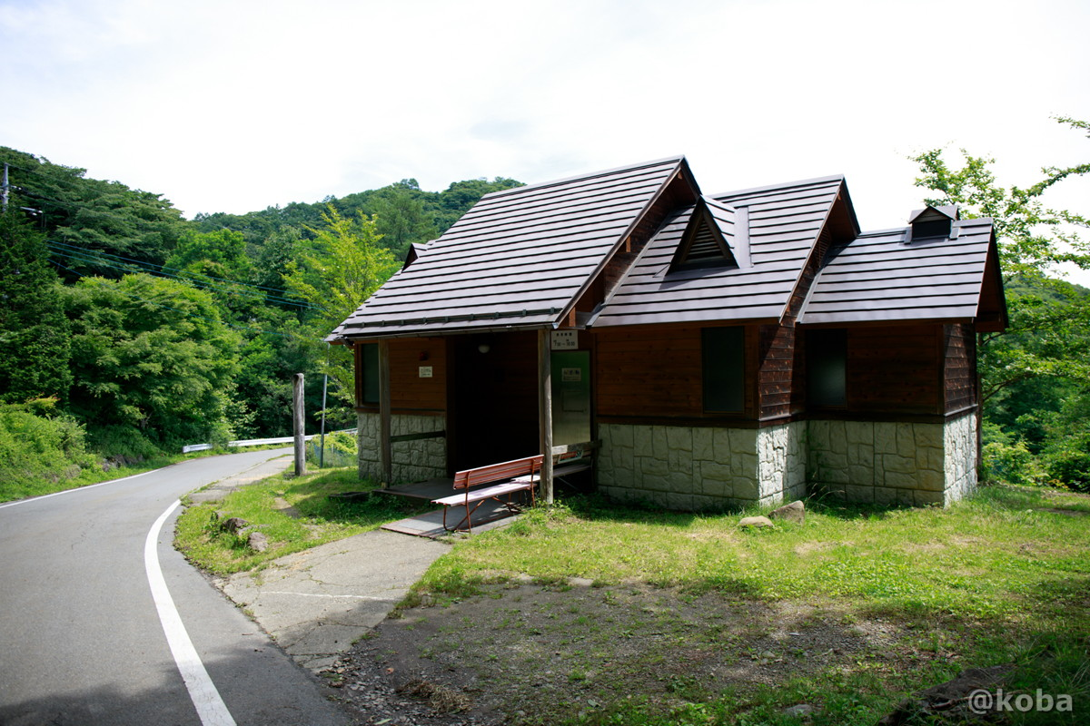 トイレ 神津牧場(こうづぼくじょう)群馬県
